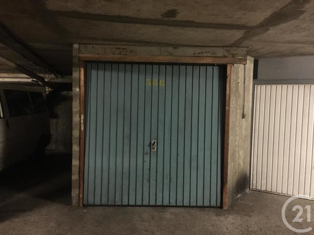 Parking à vendre - 15,84 m2 - PARIS - 75019 - ILE-DE-FRANCE